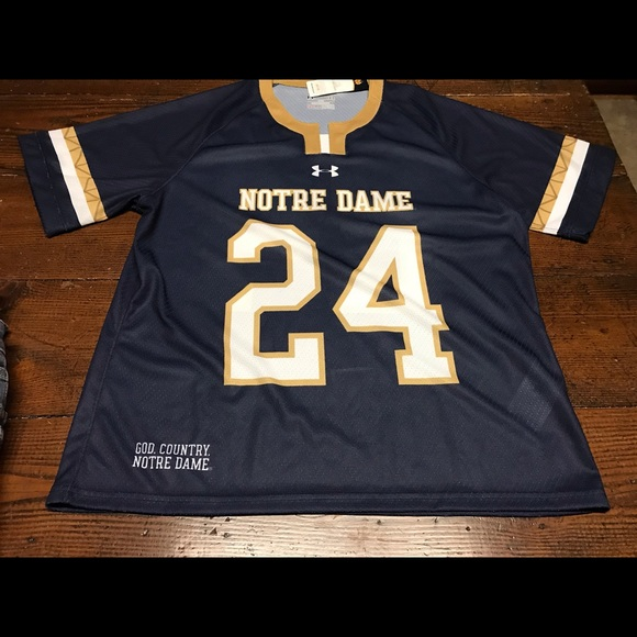 Under Armour Other - Norte Dame Jersey